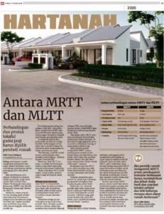 Antara MRTT dan MLTT.