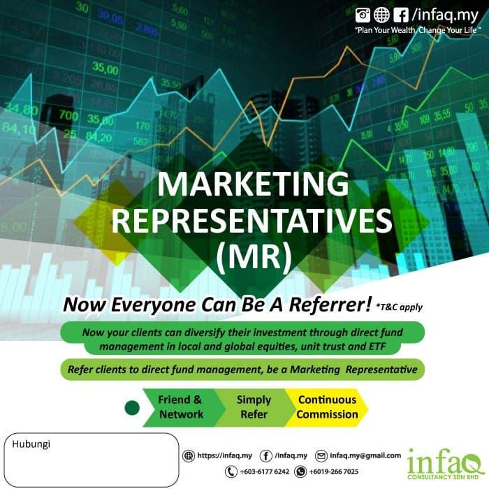 marketing representative SIDC